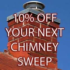 Chimney Cleaning Voucher