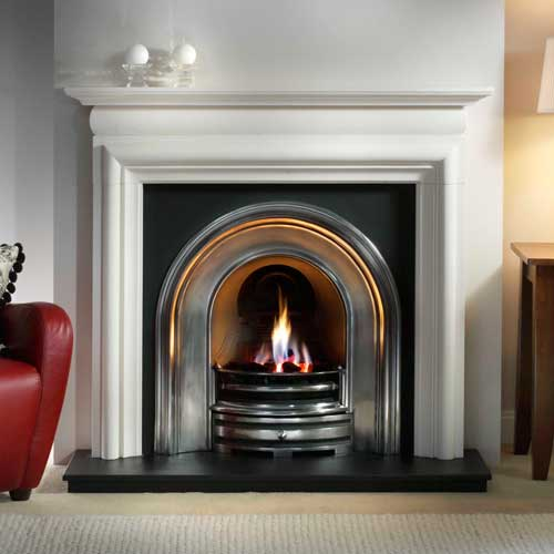 Asquith Stone Fireplace