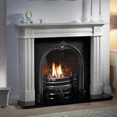 Chiswick Stone Fireplace