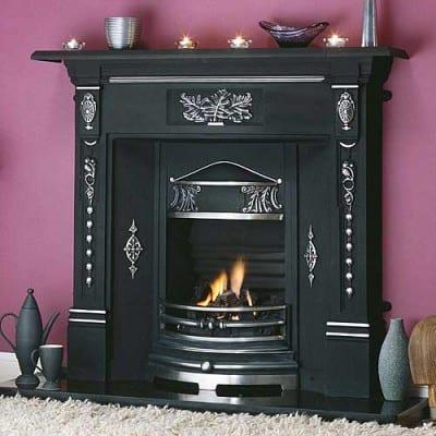 New Fern Fireplace