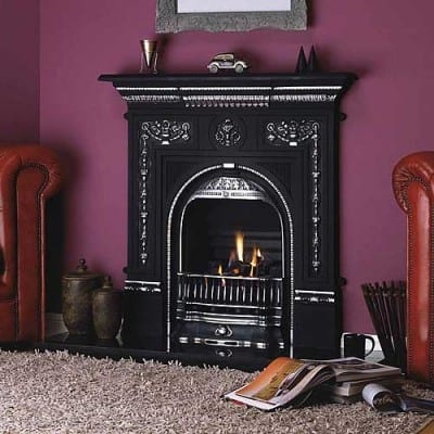 Tara Cast Iron Fireplace