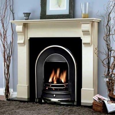 Trinity Corbel Fireplace
