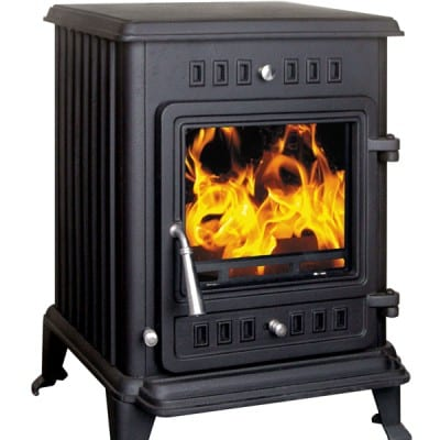 The Bane 8kw Multifuel Stove