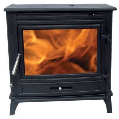 The Benedict 11kw Multifuel Stove