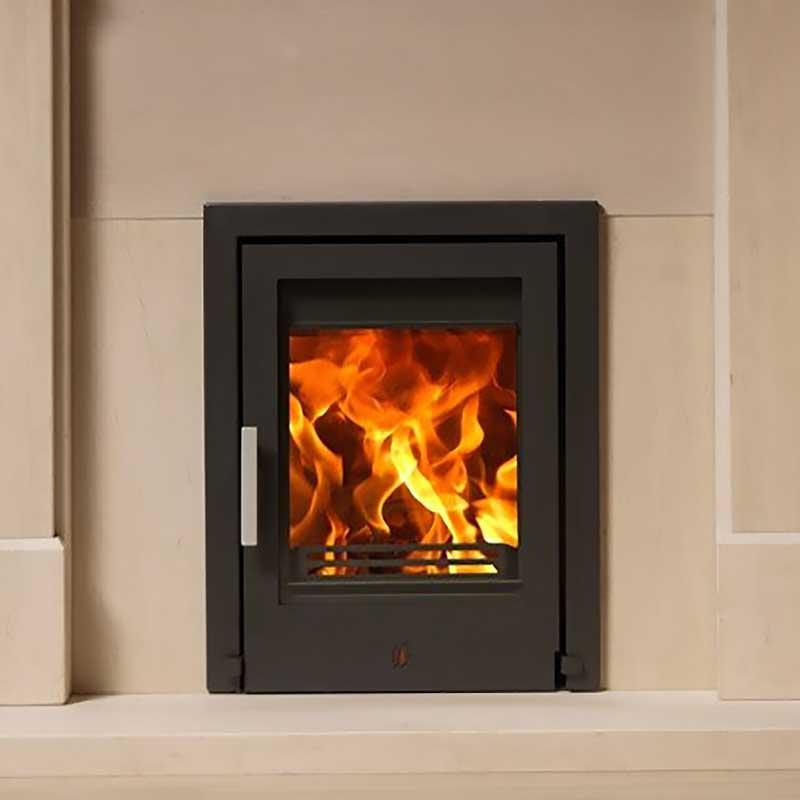 ACR Heat Appliances | Tenbury T400 Modern Multi-Fuel 5KW Stove